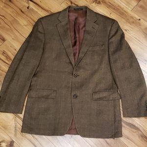 Ralph Lsuren sports coat blazer Lambs wool 40R